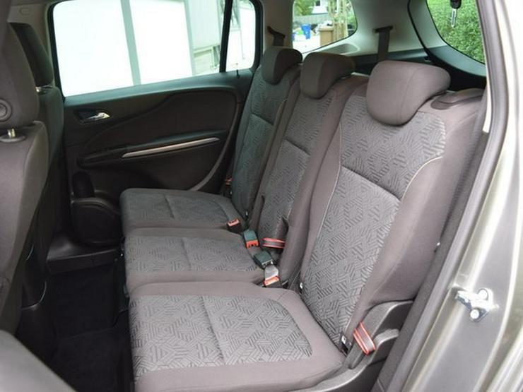 Bild 12: OPEL Zafira 1.4 T S&S Navi Cam Klimaauto. Alu17 Temp PDC OnStar NSW 7 Sitzer