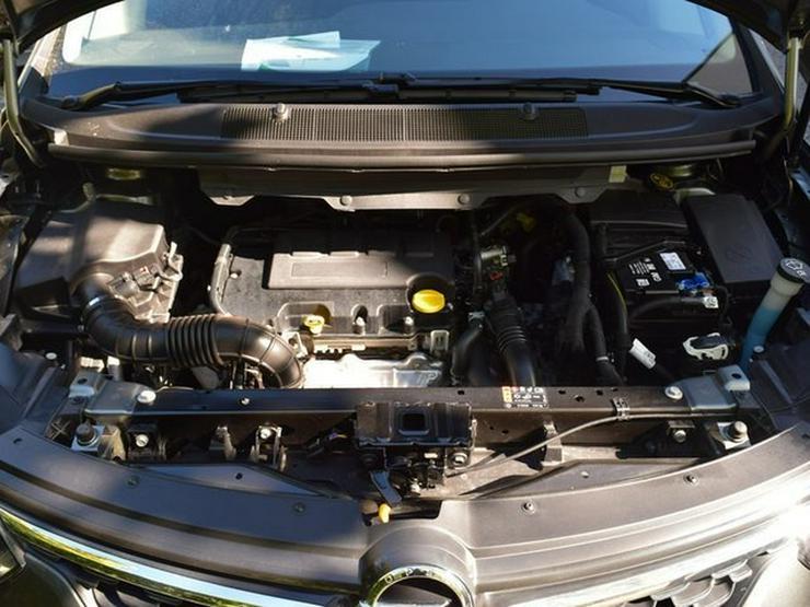 Bild 8: OPEL Zafira 1.4 T S&S Navi Cam Klimaauto. Alu17 Temp PDC OnStar NSW 7 Sitzer