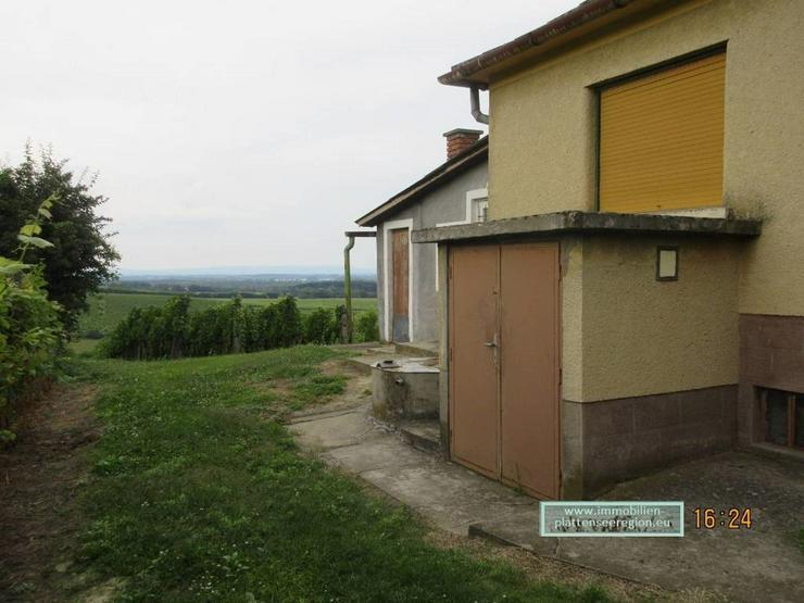 Weinberghaus Nr.82 Ungarn Balatonr. - Haus kaufen - Bild 1