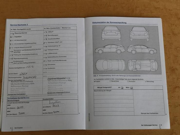Bild 18: VW Passat 2.0 TDI EURO 6-DSG-BMT-NAVI-RF KAM-1.HAND
