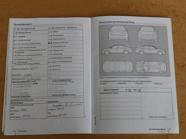 Bild 20: VW Passat 2.0 TDI EURO 6-DSG-BMT-NAVI-RF KAM-1.HAND