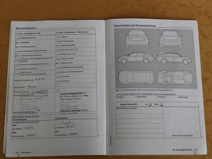 Bild 19: VW Passat 2.0 TDI EURO 6-DSG-BMT-NAVI-RF KAM-1.HAND