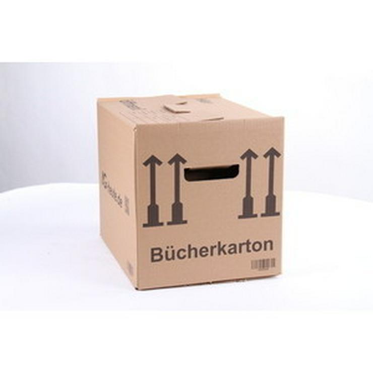 30 x neue Profi-Bücherkartons - nur 1,50€/