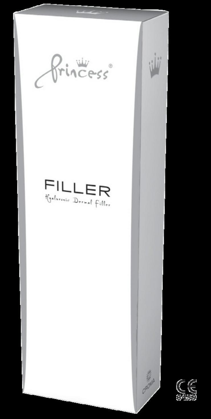 Hyaluronsäure Spritze PRINCESS Filler 1 x 1ml