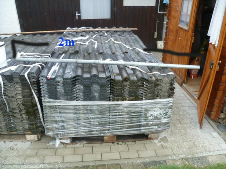 Verzinkten  Antennenmast - Dach - Bild 1