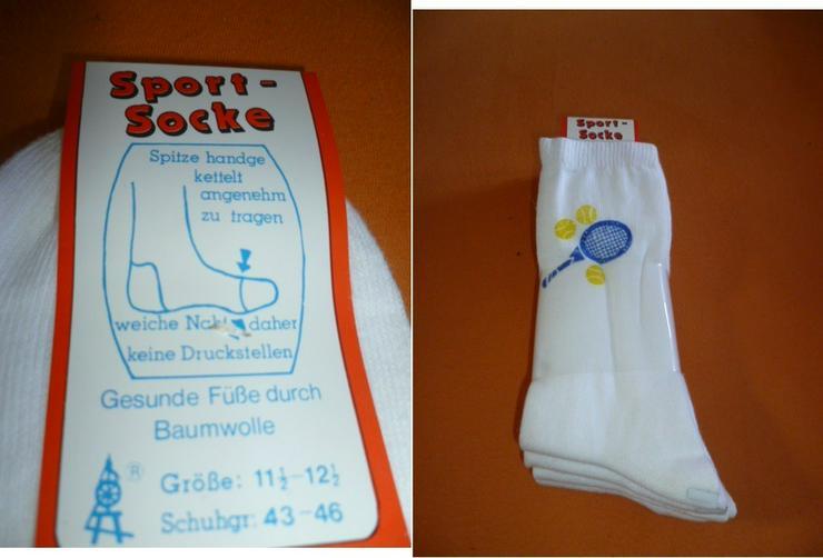 Sport Socke 1 Bund 4 Paar