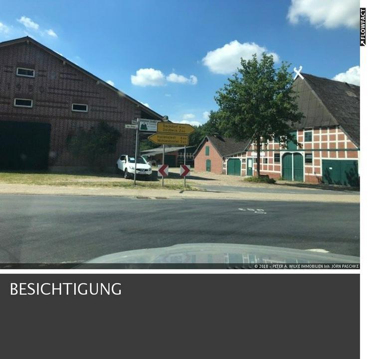 Ländlich und idyllisch wohnen zwischen Hollenstedt und Buxtehude