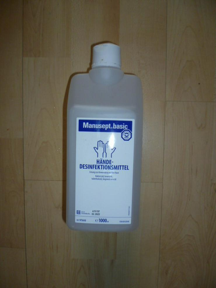 1 L Desinfektion-Flasche
