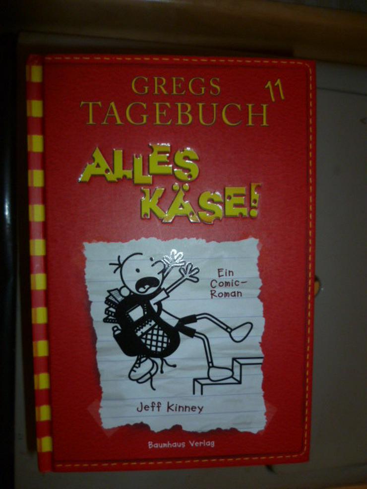 Gregs Tagebuch Nr11 Alles Käse