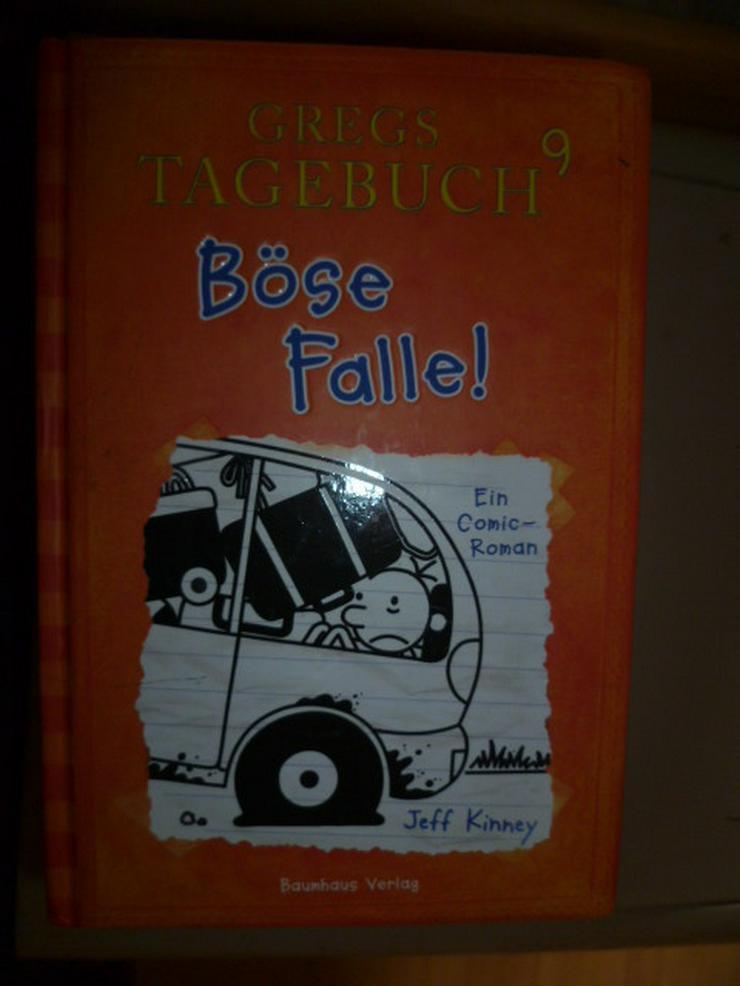 Gregs Tagebuch Nr9 Böse Falle