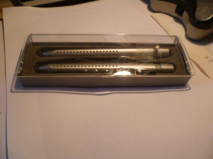 Bild 3: Edel Druckbleistift Kugelschreiber