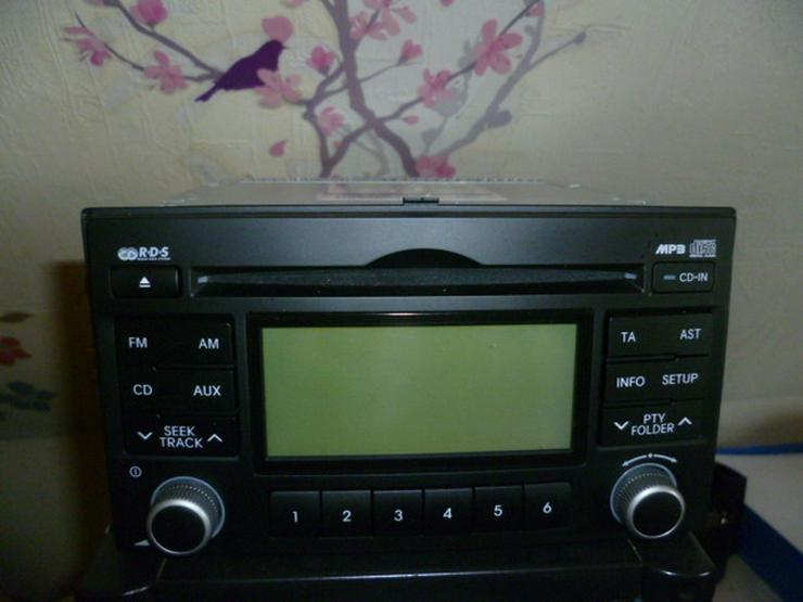 Radio KIA SPORTAGE (JE_KM)Audio 2009 / 39000km