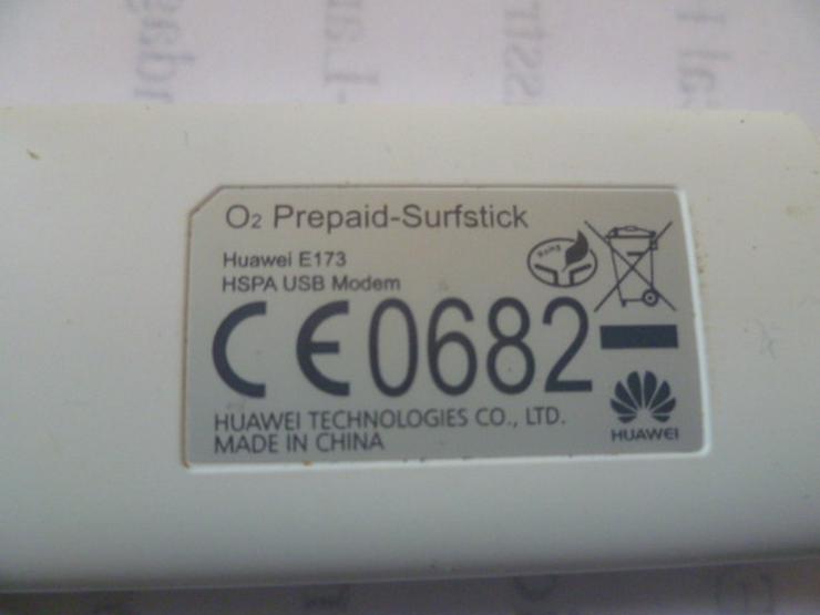 Bild 2: O2 Surfstick