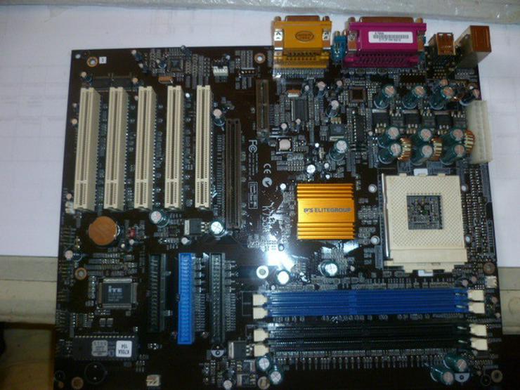 Mainboard K7S5A Socket 462 - Motherboards & Zubehör - Bild 1