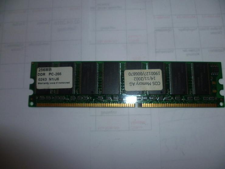 DDR PC-266   256 MB