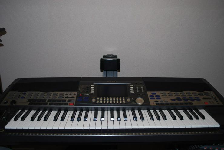 Bild 2: Yamaha PSR 9000