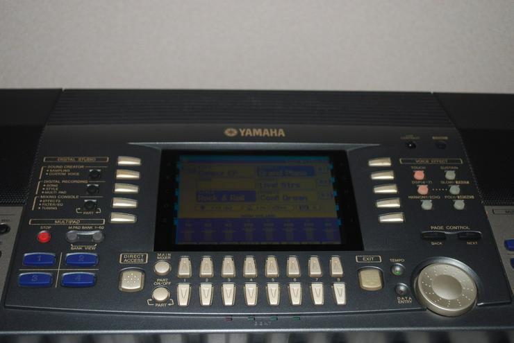 Bild 4: Yamaha PSR 9000