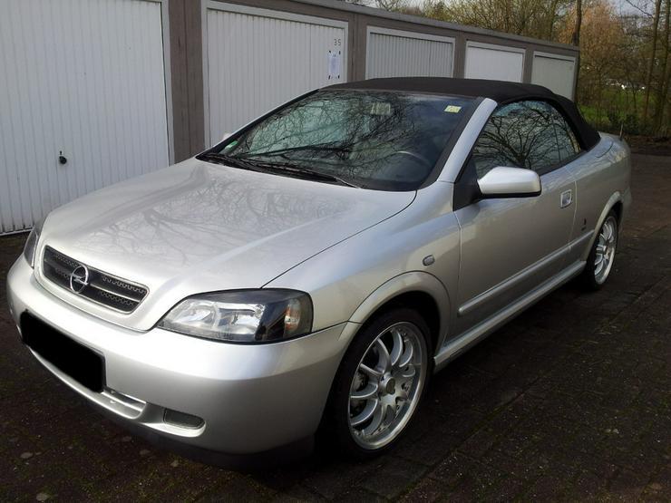 Opel Astra G Cabrio - Astra - Bild 1