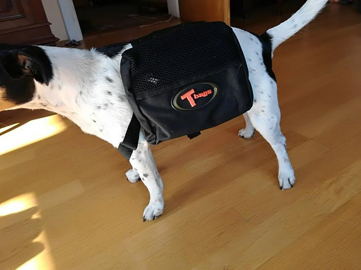 Trixie Rucksack Gr M zugunsten Tierschutz -neu-