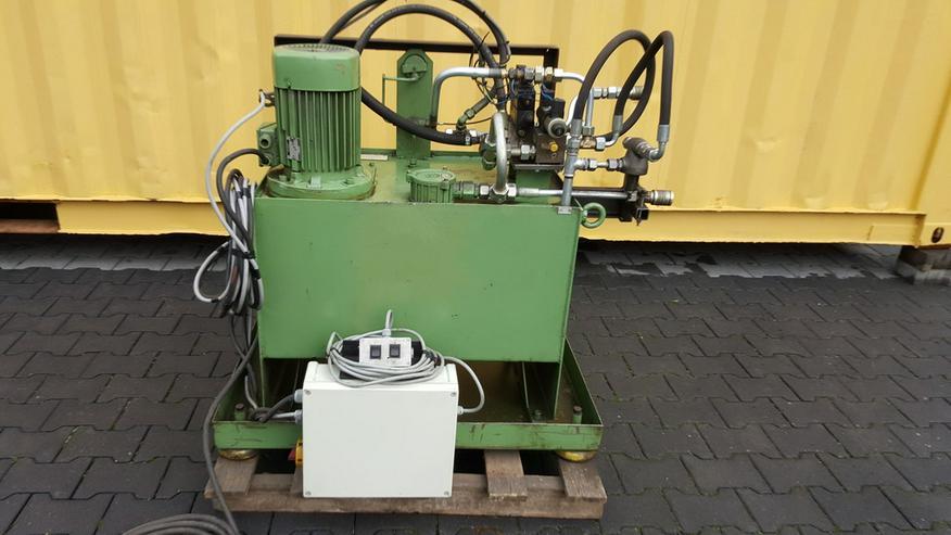Hydraulikagregat schwere Ausführung - Weitere - Bild 1