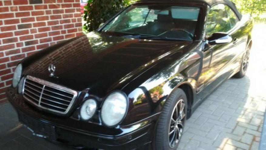 Bild 3: Mercedes-Benz CLK Cabrio 200 Kompressor Avantgarde HU NEU