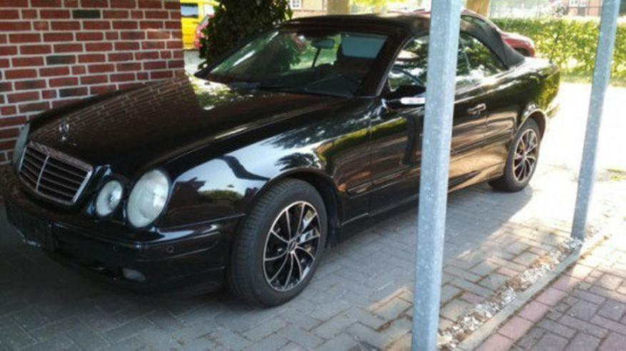 Bild 2: Mercedes-Benz CLK Cabrio 200 Kompressor Avantgarde HU NEU