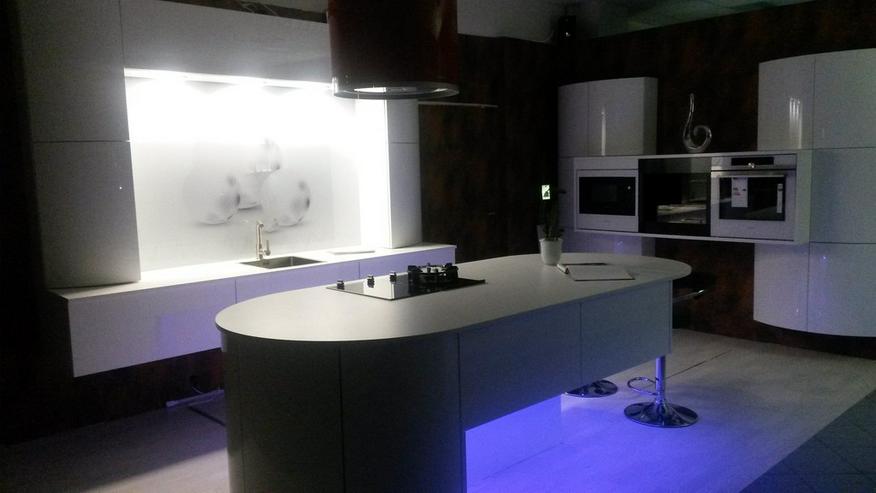 Bild 4: Küchenrückwand / Spritzschutz aus Glas bedruckt