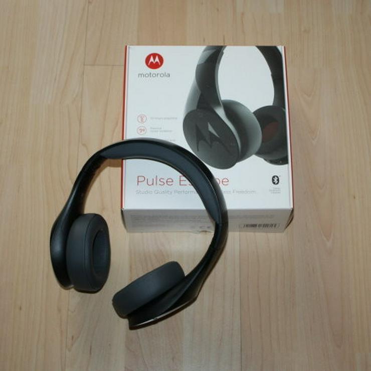 Motorola Pulse Escape Bluetooth Kopfhörer HD