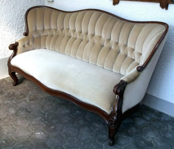 Gut erhaltesnes altes Sofa - Sofas & Sitzmöbel - Bild 1