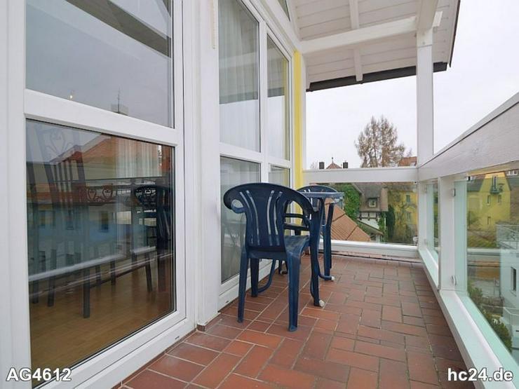 Bild 5: Möblierte große 2-Zimmer-Dachgeschosswohnung mit Balkon und WLAN in Fürth