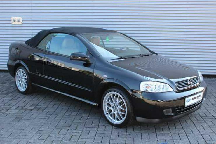 OPEL Astra G Cabrio Bertone Edition *AC*LMF*