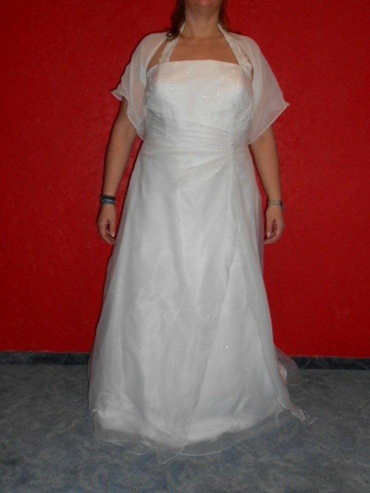 Hochwertiges Brautkleid (Ladybird, 52) - Größen > 50 / > XL - Bild 1
