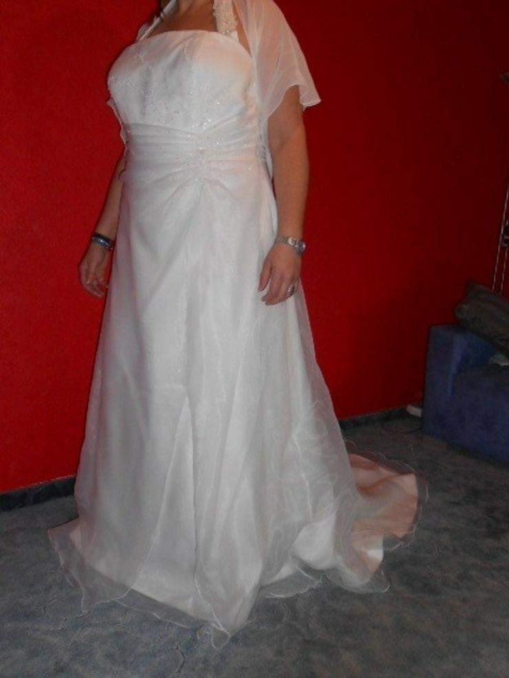 Bild 3: Hochwertiges Brautkleid (Ladybird, 52)