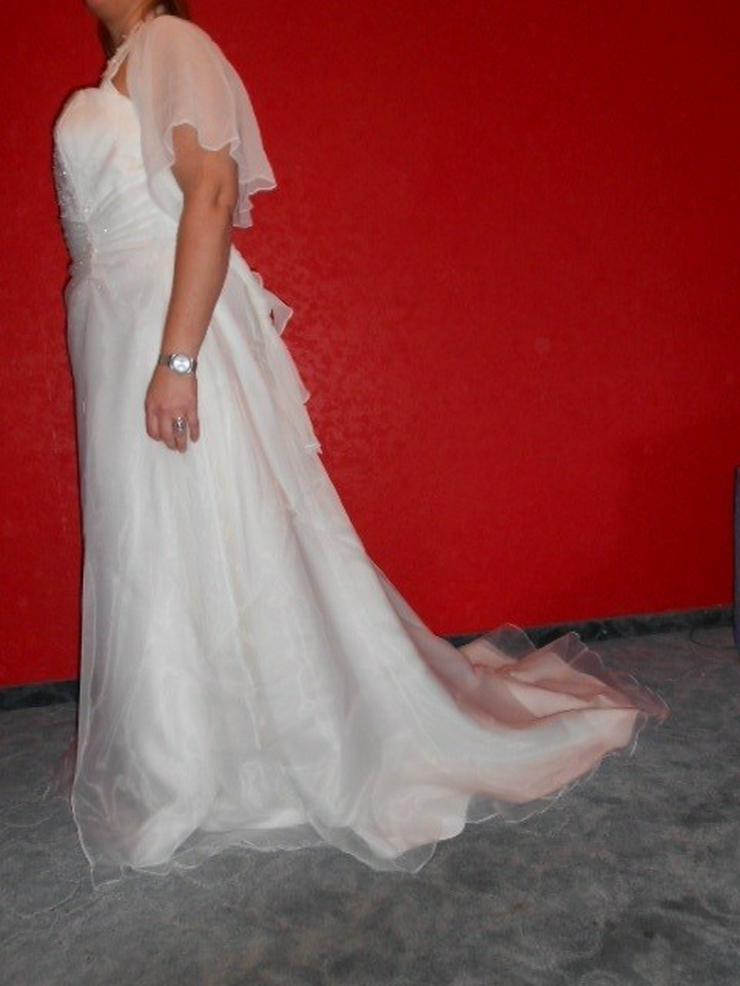 Bild 2: Hochwertiges Brautkleid (Ladybird, 52)