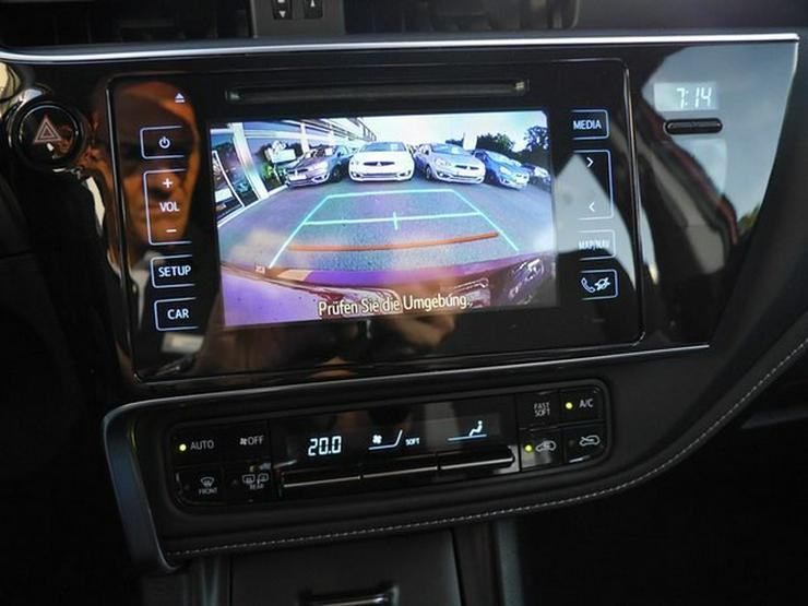 Bild 5: TOYOTA Auris 1,2 Turbo Comfort + Smart