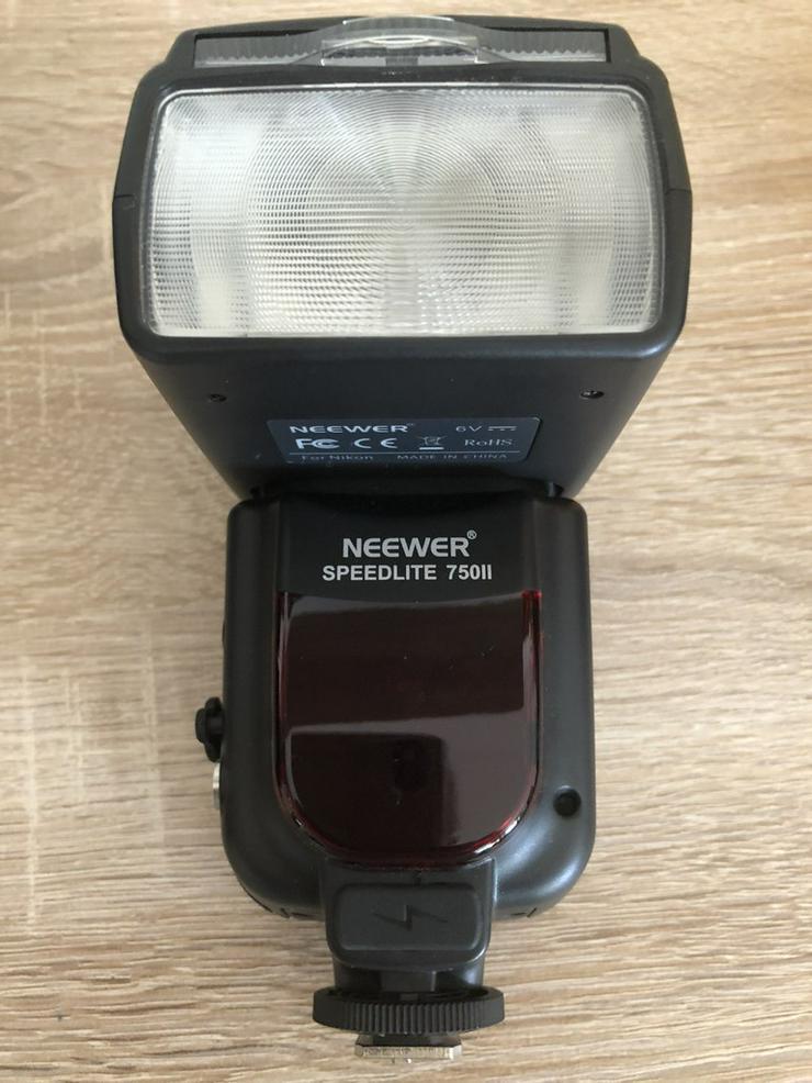 Bild 4: Nikon DLSR D5300 mit viel zubehör