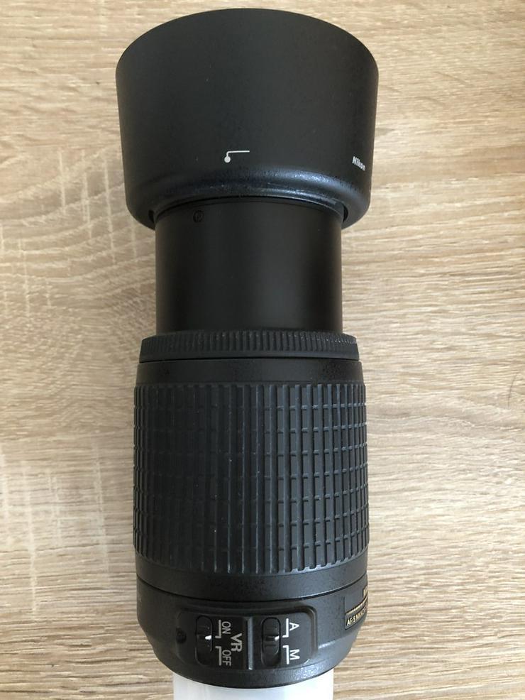 Bild 6: Nikon DLSR D5300 mit viel zubehör