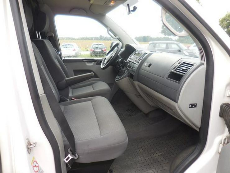 Bild 6: VW T5 -2.0 TDI Transporter Kasten 3-Sitzer
