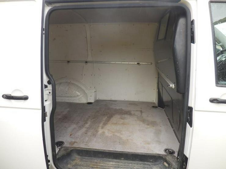 Bild 5: VW T5 -2.0 TDI Transporter Kasten 3-Sitzer