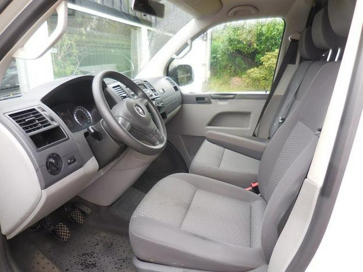 Bild 3: VW T5 -2.0 TDI Transporter Kasten 3-Sitzer