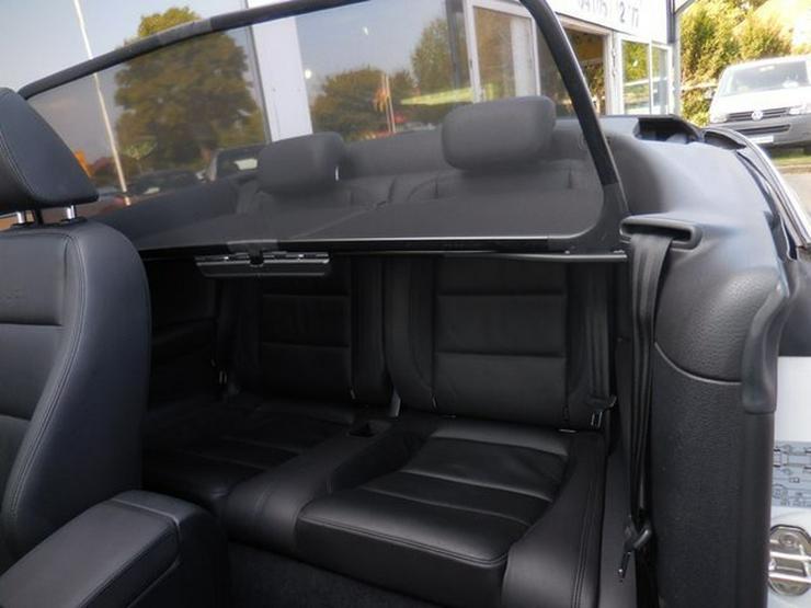 Bild 5: VW Golf GTI Cabriolet DSG NAVI Leder Xen PDC 18Alus