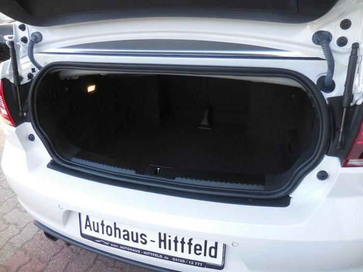 Bild 6: VW Golf GTI Cabriolet DSG NAVI Leder Xen PDC 18Alus