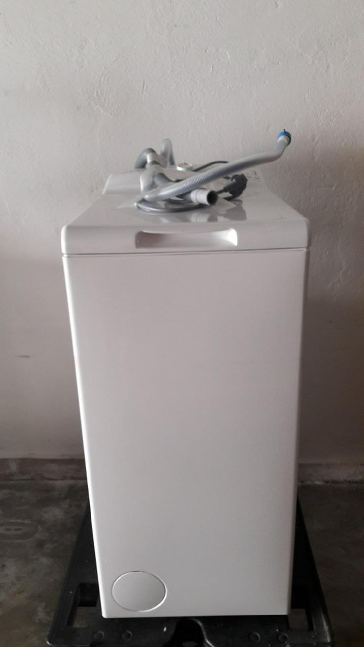 Waschmaschine Top Lader