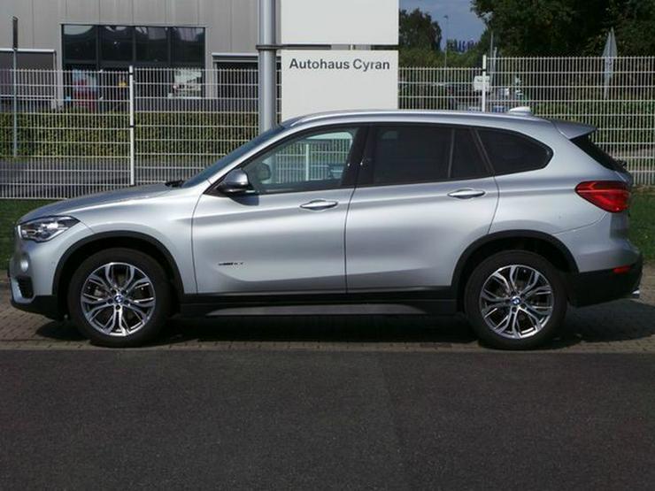 Bild 6: BMW X1 sDrive18i Advantage LED 18'' LM Rad Sitzhzg.