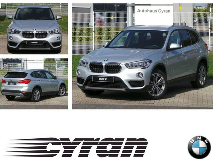 BMW X1 sDrive18i Advantage LED 18'' LM Rad Sitzhzg.