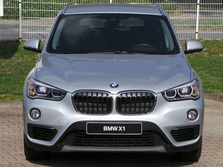 Bild 3: BMW X1 sDrive18i Advantage LED 18'' LM Rad Sitzhzg.