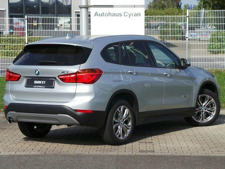 Bild 4: BMW X1 sDrive18i Advantage LED 18'' LM Rad Sitzhzg.