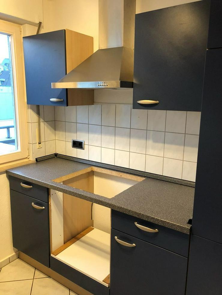 Küche, gut erhalten