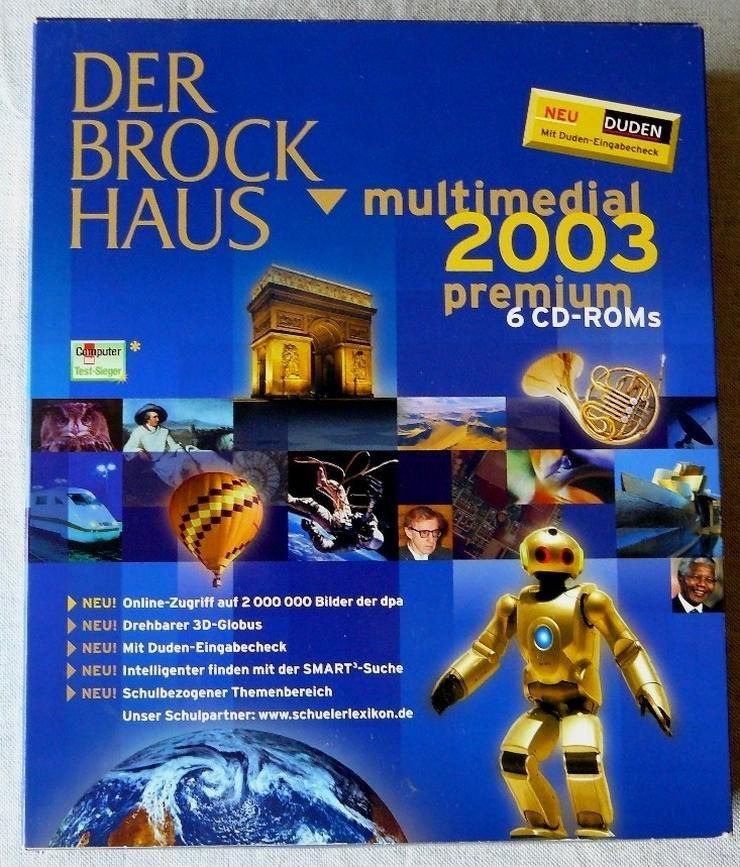 Brockhaus multimedial premium 2003 (S002) - Bild 1