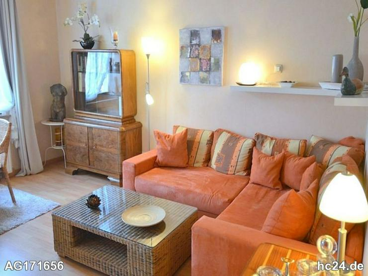 Möblierte 2-Zimmer Wohnung mit Reinigungsservice und Internet in Wiesbaden